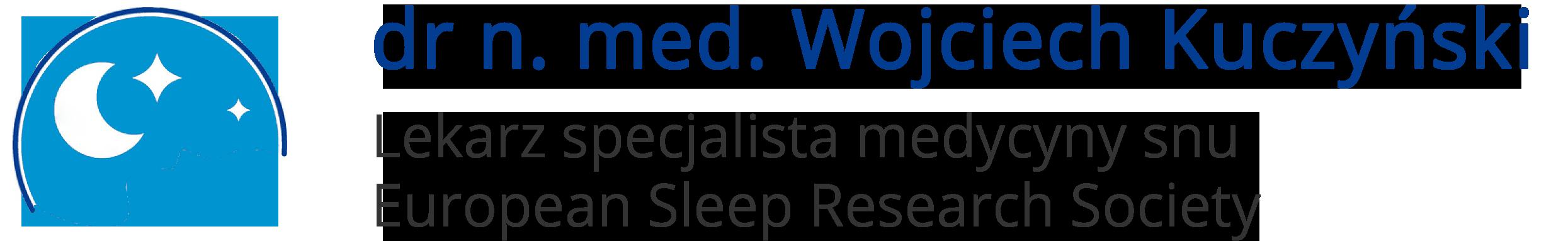 Medycyna snu - dr n. med. Wojciech Kuczyński